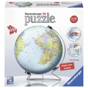 RAVENSBURGER 3D puzzle (slagalice) -  globus RA12436