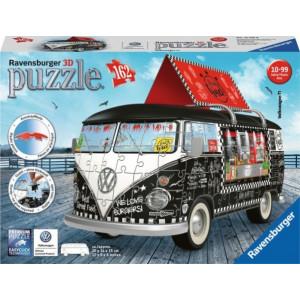 RAVENSBURGER 3D puzzle (slagalice) - volkswagen kombi RA12525
