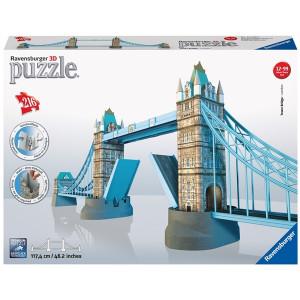 RAVENSBURGER 3D puzzle (slagalice) - most RA12559