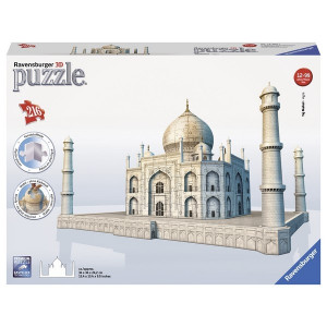 RAVENSBURGER 3D puzzle (slagalice) - tadz mahal RA12564