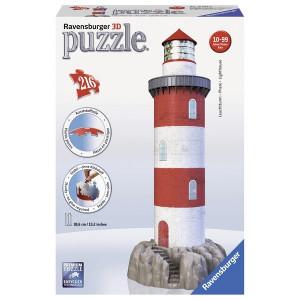 RAVENSBURGER 3D puzzle (slagalice) - svetionik RA12565