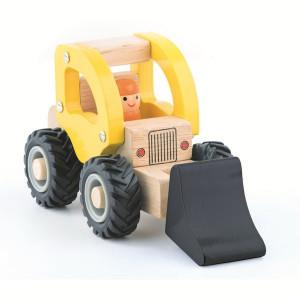 WOODY drveni auto kamion sa dizalicom 91803