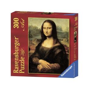 RAVENSBURGER puzzle (slagalice) - Da Vinci Mona Liza RA14005
