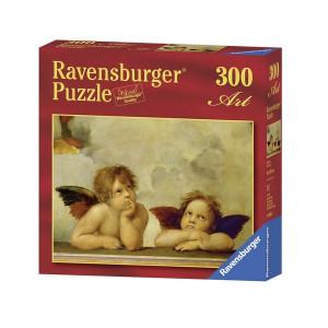 RAVENSBURGER puzzle (slagalice) - Rafaelo mali andjeli RA14002