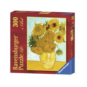 RAVENSBURGER puzzle (slagalice) - Van Gog suncokreti RA14006