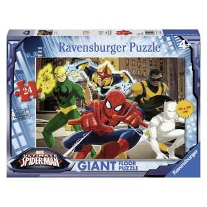 RAVENSBURGER puzzle (slagalice) - Superheroji RA05439