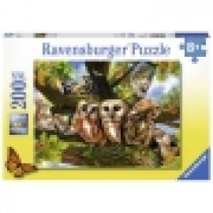 Ravensburger puzzle (slagalice) - Sove RA12746