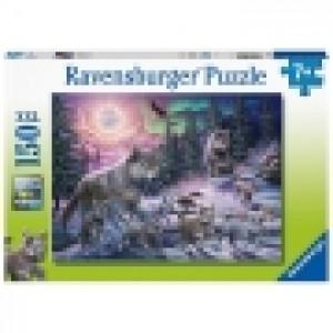 Ravensburger puzzle (slagalice) - Severni vukovi RA12908