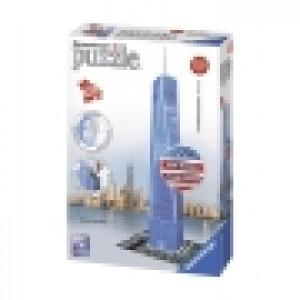 Ravensburger 3D puzzle (slagalice) - Svetski trgovinski centar RA12562