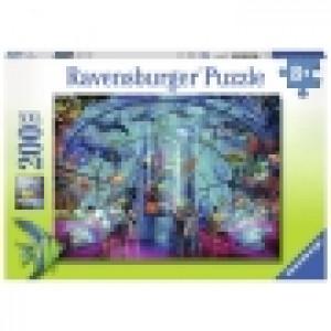 Ravensburger puzzle (slagalice) - Poseta akvarijumu RA12758