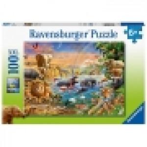 Ravensburger puzzle (slagalice) - Zmaj RA12911