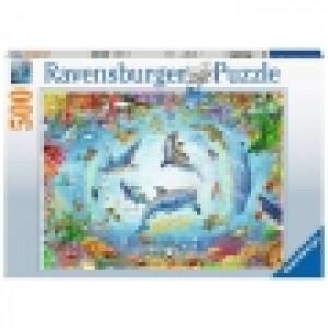 Ravensburger puzzle (slagalice)- Ronjenje RA16447