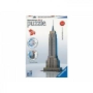 Ravensburger 3D puzzle (slagalice) - Empire State Building RA12553