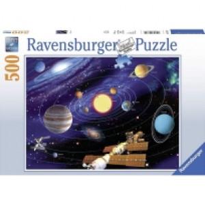 Ravensburger puzzle (slagalice) - Svemir RA14775