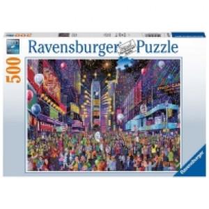 Ravensburger puzzle (slagalice)- Nova godina u Njujorku RA16423