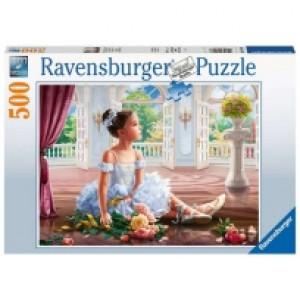 Ravensburger puzzle (slagalice)- Nedeljni balet RA16448