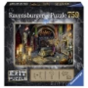 Ravensburger puzzle (slagalice) - Vampirski zamak RA19955