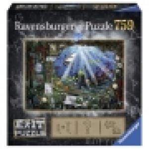Ravensburger puzzle (slagalice) - U vesticijem domu RA19952
