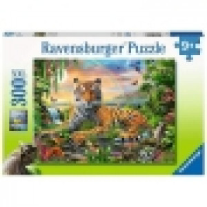 Ravensburger puzzle (slagalice) - Tigar RA12896