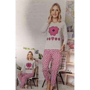 Pidžama ženska 3654 M*