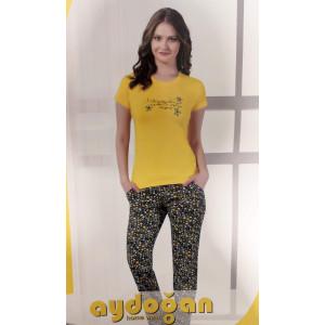 Pidžama ženska 9306 XL*4