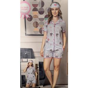 Pidžama ženska 5587-12 XL*