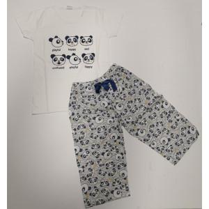 Pidžama ženska KAPRI PANDA M*