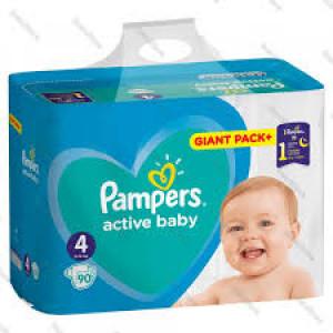 PAMPERS AB GPP 4 MAXI (90)