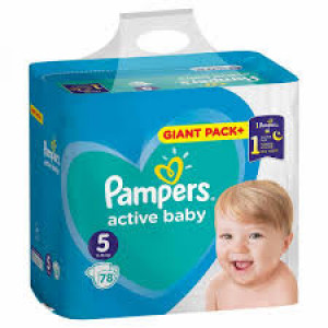 PAMPERS AB GPP 5 JUNIOR (78)