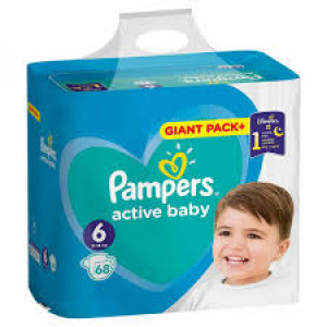 PAMPERS AB GPP 6 LARGE (68)