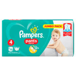 Pampers Pants JP 4 Maxi (52)