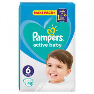 PAMPERS AB JPM 6 LARGE (48)