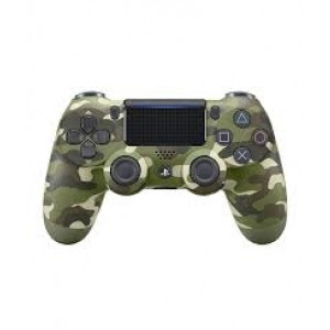 SONY kontroler PS4 DualShock Green Camo