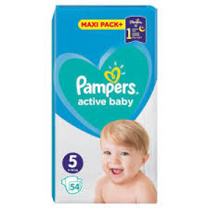 PAMPERS AB JPM 5 JUNIOR (54)