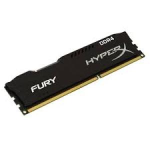 KINGSTON memorija DDR4 4GB 2400MHz HyperX Fury