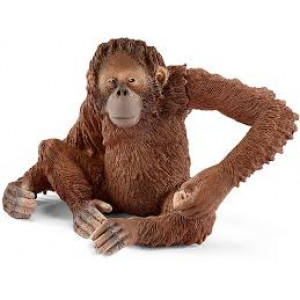 SCHLEICH igračka Orangutan Ženka 14775