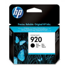 SUP HP kertridž CD971AE Black No.920