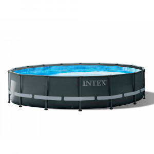 INTEX ULTRA XTR FRAME 488x122cm  sa metalnim okvirom 26326