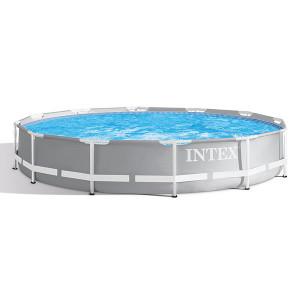 Intex bazen 366x 76 cm sa metalnom konstrukcijom  26712