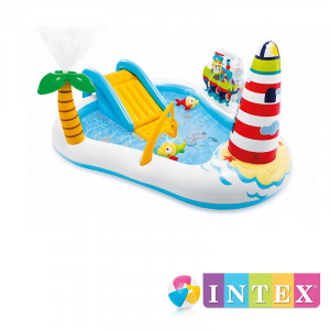Intex Fishing Fun Play Centre 2.18 x 1.88 x 0.99 m 57162 ***K