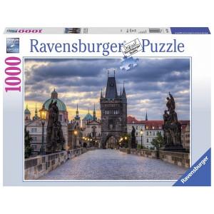 RAVENSBURGER Ravensburger puzzle (slagalice) - grad Prag RA19738