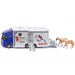 SIKU igračka Kamion za transport konja 1942