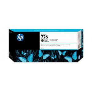 HP toner No.726 300-ml Matte BlackDesignjet Ink Cartridge CH575A