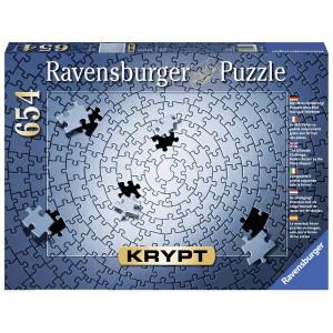 RAVENSBURGER puzzle (slagalice)- krypt srebrni RA15964