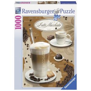 RAVENSBURGER puzzle - kapućino RA19087