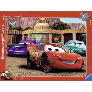 RAVENSBURGER puzzle - cars poziraju RA06766