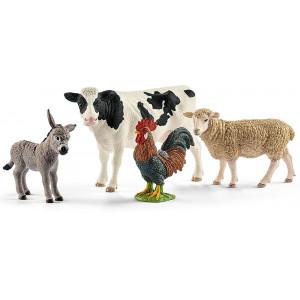 SCHLEICH set životinja sa farme 42385