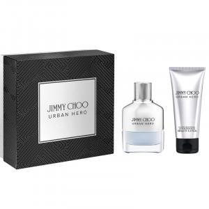 JIMMY CHOO SET URBAN HERO 50ML EDP+100ML SG 300033