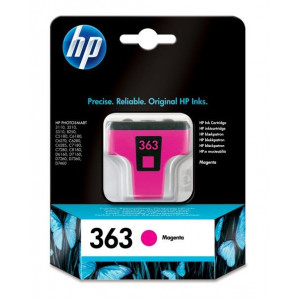 HP ketridž  No.363 Magenta Ink Photo Smart 8250/3210/3310 C8772EE