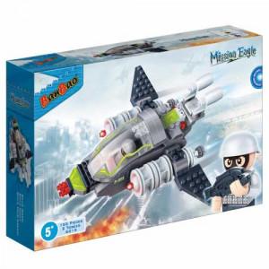 BANBAO kocke borbeni avion 6213